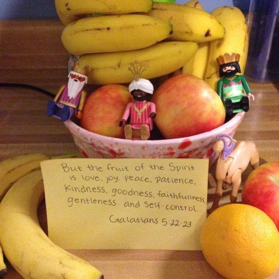 wandering wise men fruit of spirit