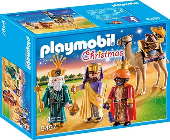 playmobil Christmas wise men
