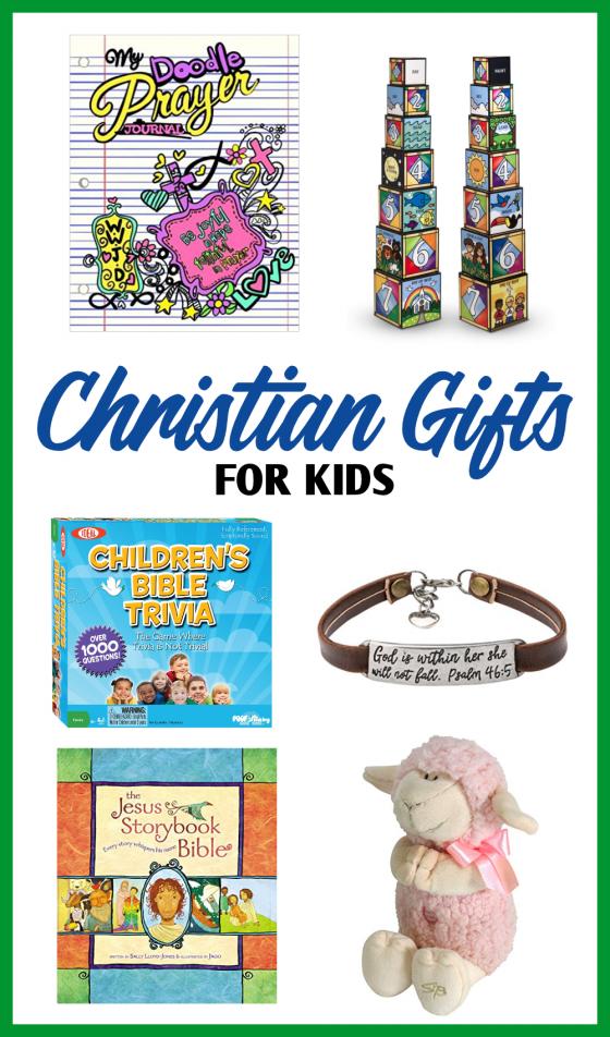 Christian Gift Ideas for Kids
