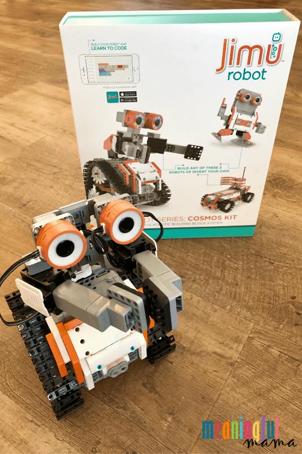Jimu Robot with Box