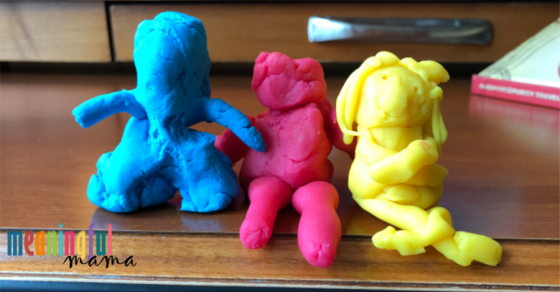 Play Doh People
