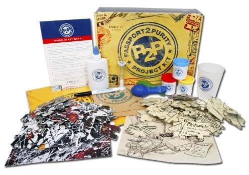 Passport 2 Purity Getaway Activity Kit
