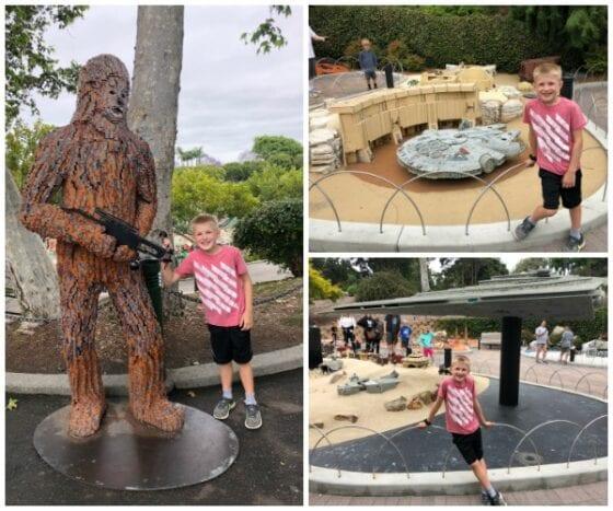Legoland Star Wars Area