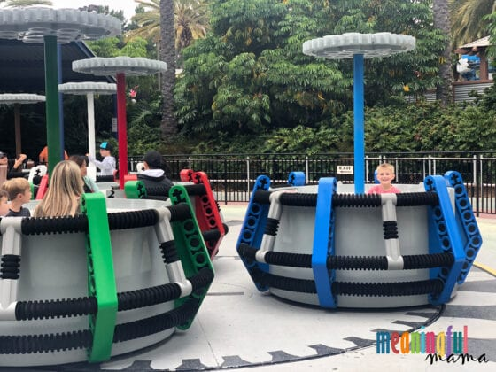 Bionicle Blaster at Legoland
