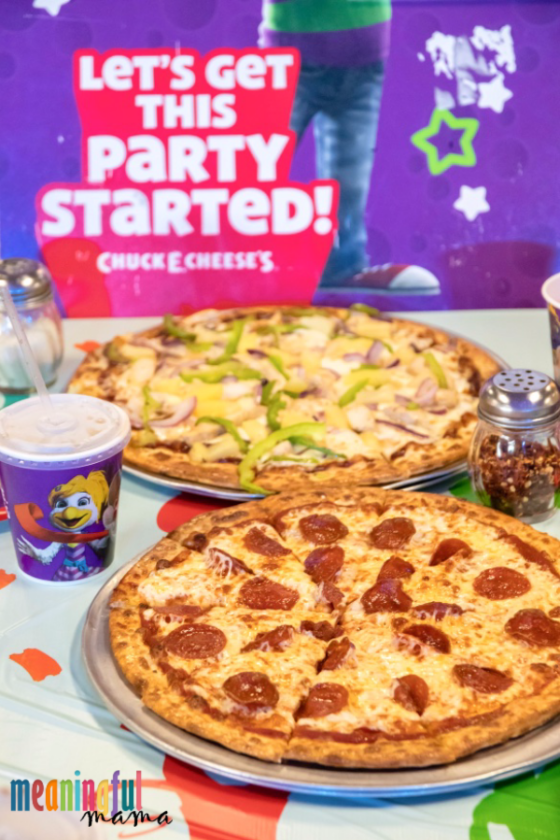 7 Ways Chuck E. Cheese's Makes Birthday Parties Stress Free