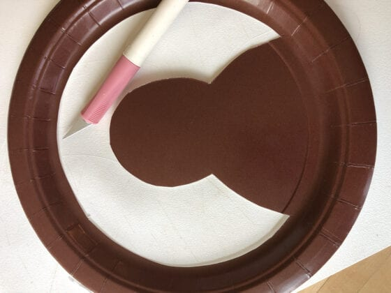 Turkey Paper Plate Craft