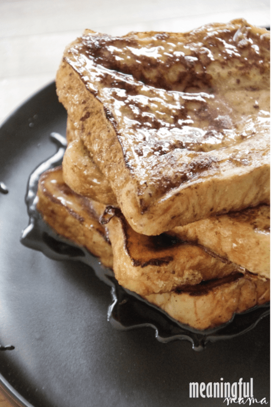 The Best Eggnog French Toast Recipe