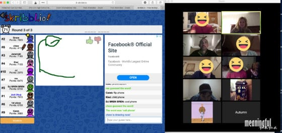 Fun Games To Play Over Zoom Or Facetime