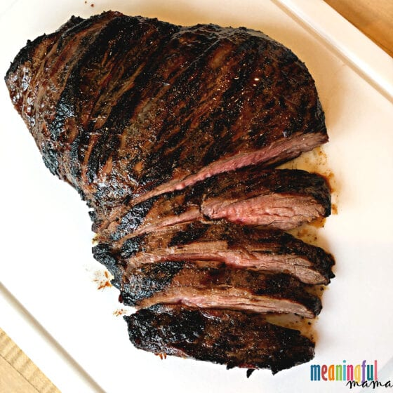 Easy and Flavorful Flank Steak Recipe