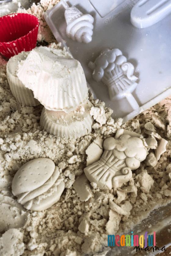 Three Ingredient DIY Cloud Dough