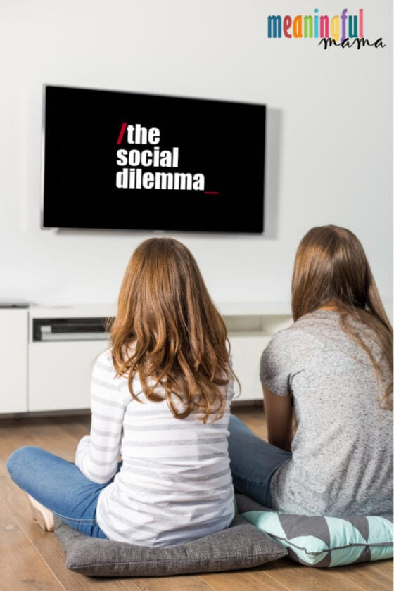 A Parent's Review of the Social Dilemma