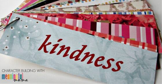 Introduction Character Building Lesson About Kindness