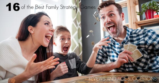 Best Family Strategy Board Games for 2020