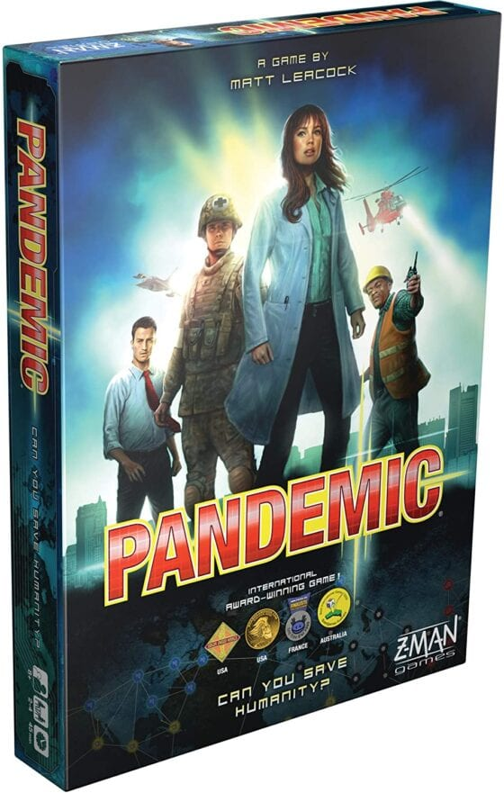 Best Family Strategy Board Games for 2020 Pandemic