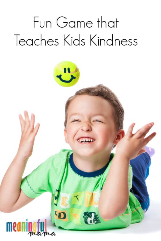 Fun Game that Teaches Kids Kindness