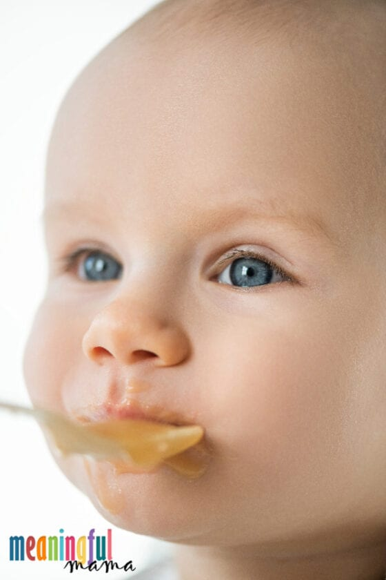 Baby Food Contains High Levels of Lead and Other Heavy Metals