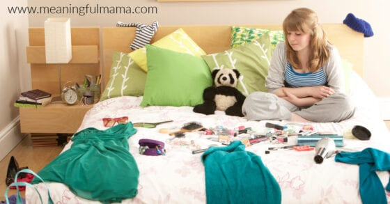 How I Convinced My Daughter to Keep Her Room Clean for a Year